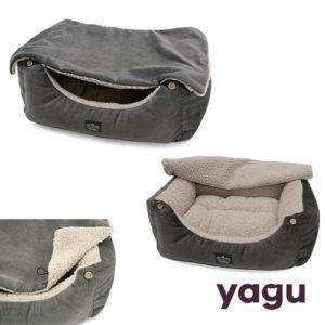 Cuna confort grey de Yagu