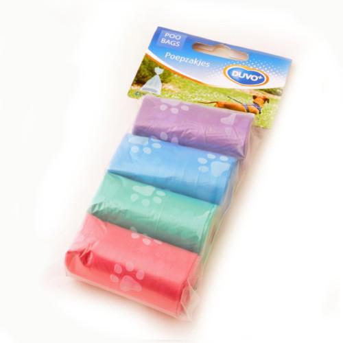 Bolsas higiénicas recambios colores