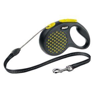 Flexi design cordón amarillo