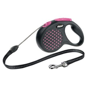 Flexi Design cordón color rosa