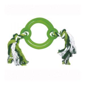 Cuerda dental con aroma a menta y aro (30 cm)