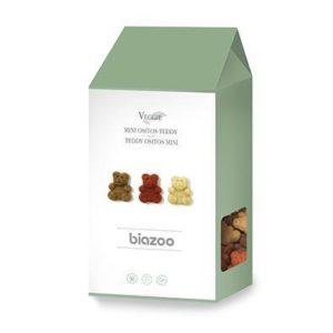 Mini ositos teddy caja 500 gs.