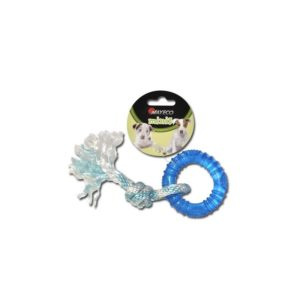 Mini TPR aro pincho con cuerda