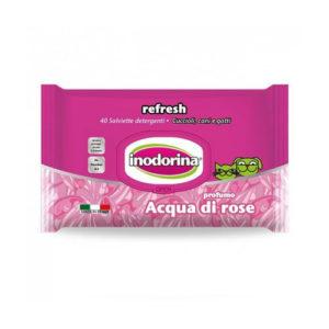 Toallitas higiénicas acqua di rosas